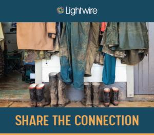 Lightwire helping connect Arapuni