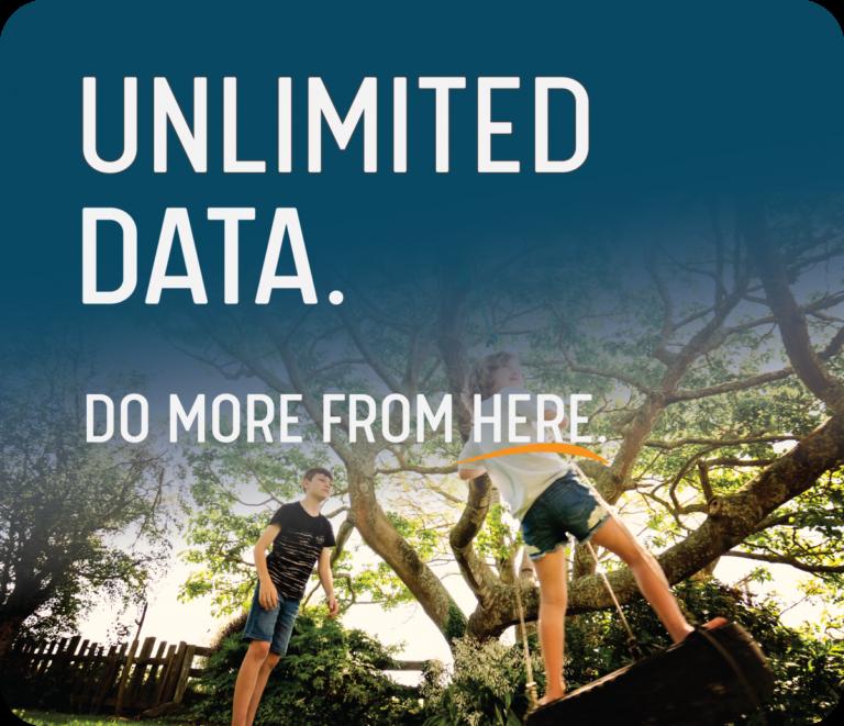 Unlimited Rural Data Plan